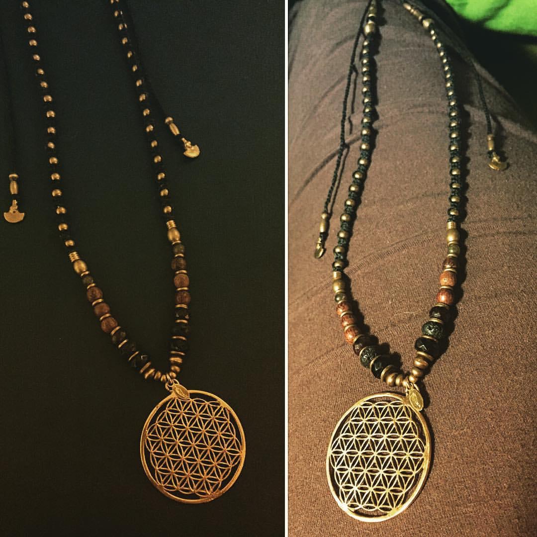 Halskette, Makramee, Halsschmuck