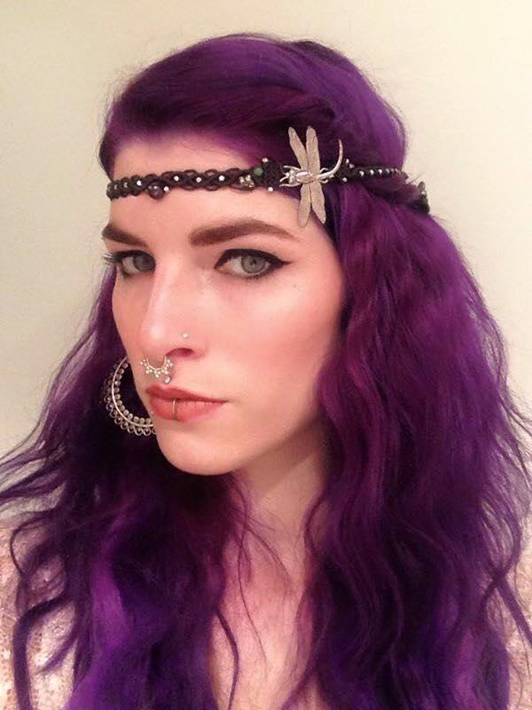 Kopfschmuck, Kopfband, Hochzeitsschmuck