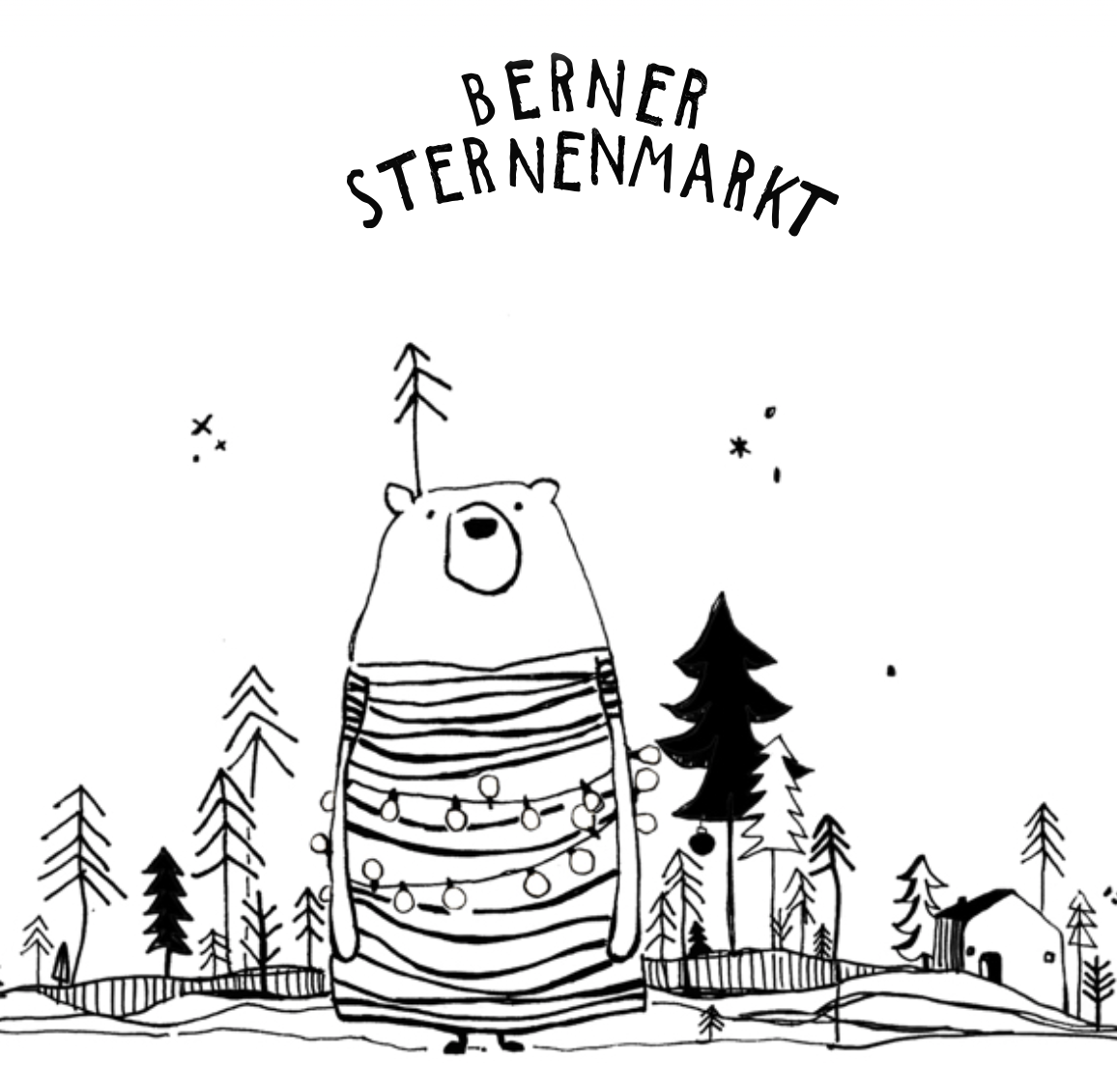 Berner Sternenmarkt 29.11. – 12.12.2018