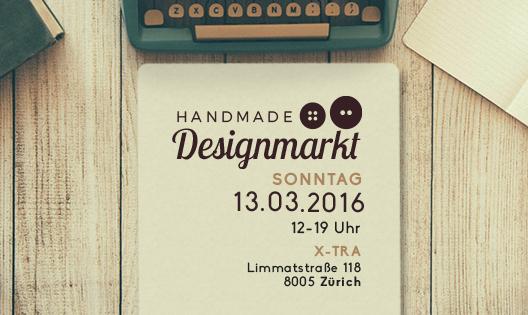 Handmade Designmarkt Zürich