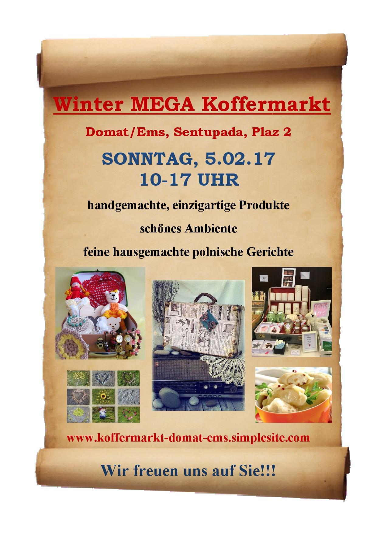 Koffermarkt Domat / Ems GR