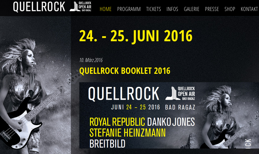 Quellrock Open-Air