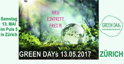 Green Days – Im Puls 5